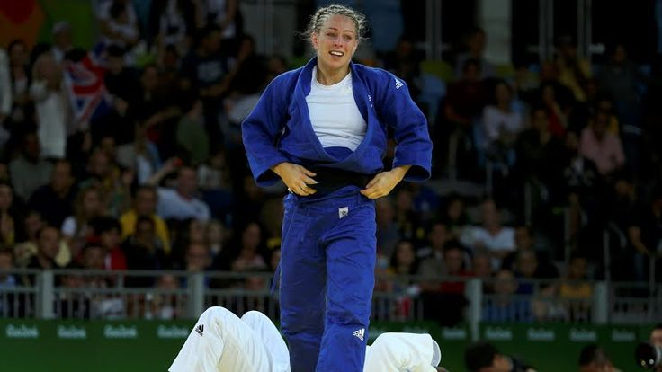 sally conway - women's 70kg judo bronze