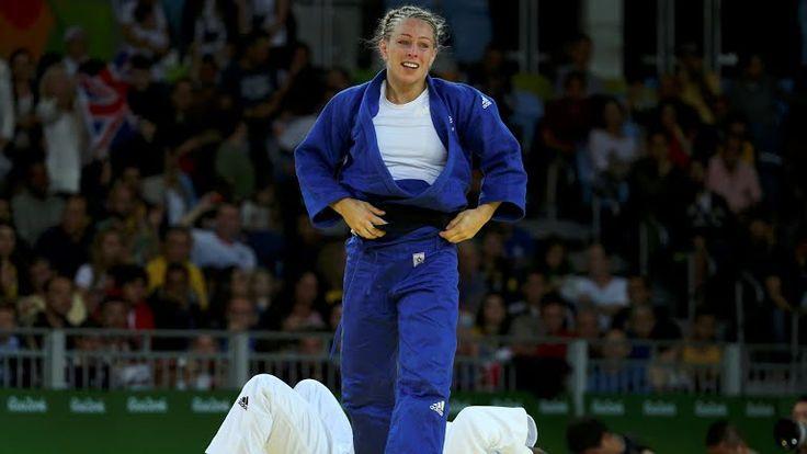 sally conway - women's 70kg judo bronze
