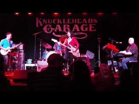 "Danielle Nicole Band ""Burnin"" Knuckleheads Garage Kansas City, MO 11/23/16"