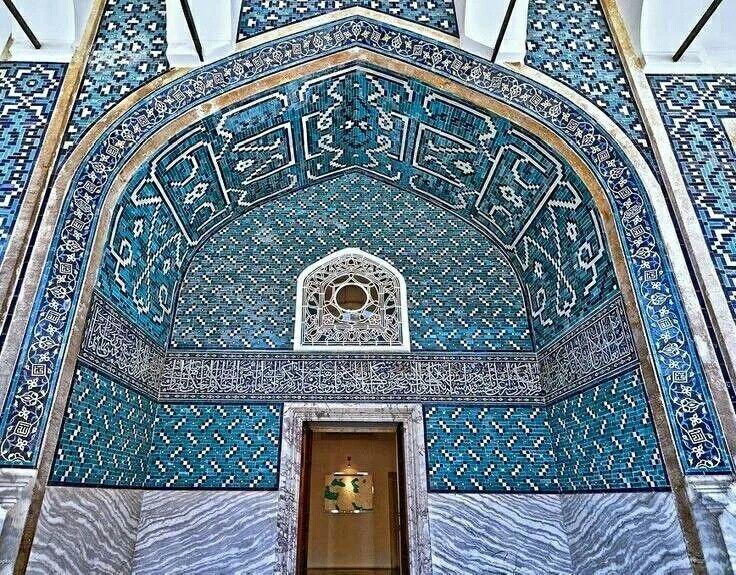 Çinili köşk Topkapı Sarayı -istanbul
