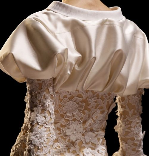 Exquisite: Viktor Rolf, Fashion Details, Style Inspiration, 2011 Spring, Beautiful Wardrobes, Chanel Charades, Rolf Spring, Beautiful Details, Spring 2011