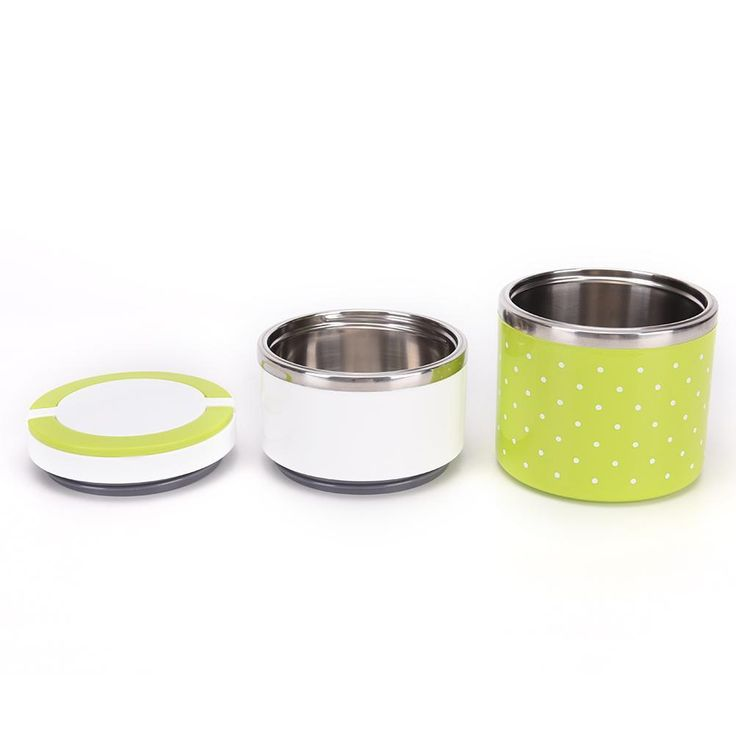 Portable Mini Leak-Proof Stainless Steel Thermal Lunch Box  #Discount #Hot #Trend #New #Sale #Buy