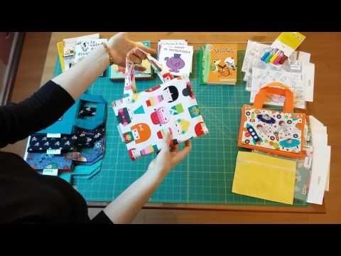 Les Magic Travel Book Bags - Books4Kids, livres en anglais pour les enfants