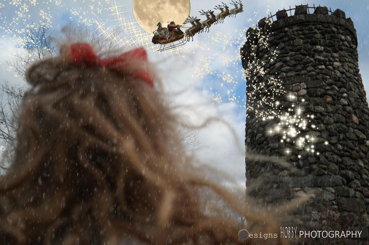Toddler Christmas Photography, Christmas Photography, Christmas Portraits, Toddler Christmas Portraits, Composite Photography, Fantasy Photography, Toddler Fantasy, Photography, Toddler Composite Photography, Toddler Portrait Photography