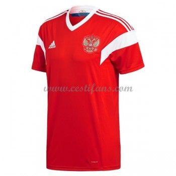 Rusko Fotbalové Dresy MS 2018 Domáci Dres