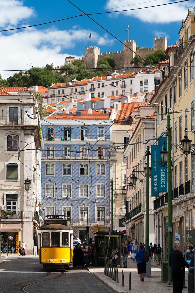 Lisbon, Portugal (by Scott Weatherson)