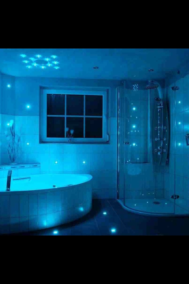 Jimi Wants Glow In The Dark Stuff His Bathroom But Not Necessarily This Particular