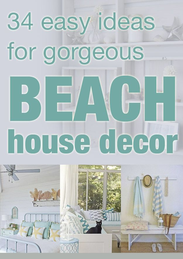 Easy beach house decor kristin 39 s clipboard on hometalk for Beach house designs on a budget