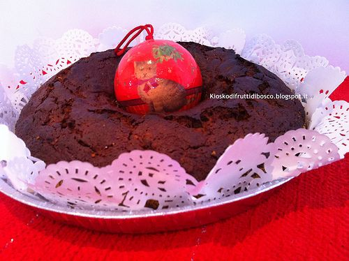 Kiosko di frutti di bosco: Suklaa-taatelikakku - Torta di datteri e cioccolat...