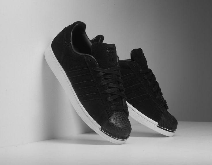 adidas Superstar Suede Core Black - Sneaker Bar Detroit