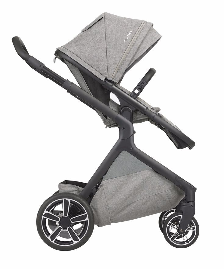 Nuna demi grow stroller convertible stroller single
