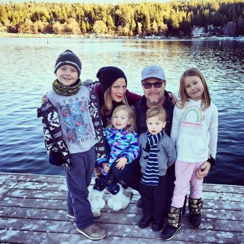 Is Tori Spelling Expecting Fifth Child? - http://site.celebritybabyscoop.com/cbs/2015/05/04/spelling-expecting-child #DeanMcDermott, #ToriSpelling