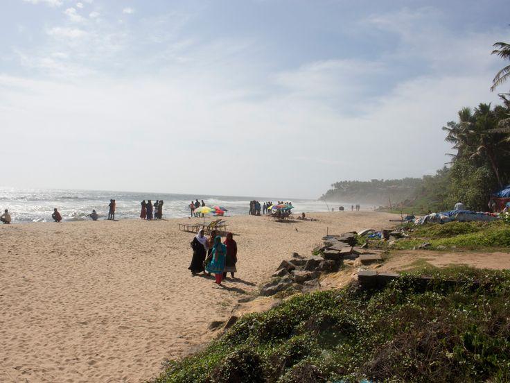 kerala varkala beach