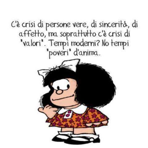 la saggia Mafalda