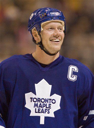 Mats Sundin Quebec Nordiques, Toronto Maple Leafs, Vancouver Canucks 1349