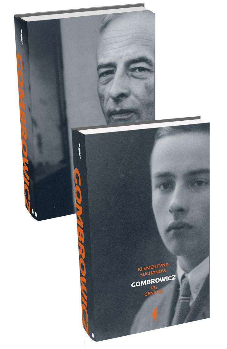 Gombrowicz - Ja, geniusz. Tom 1-2 - Klementyna Suchanow | Książka | merlin.pl