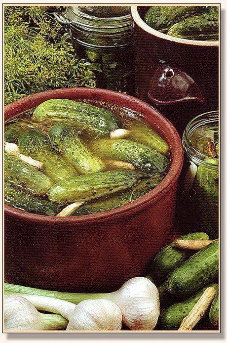 kiszone ogorki