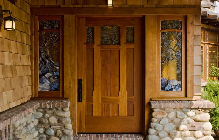 27 Best Images About Doors On Pinterest Craftsman Houses