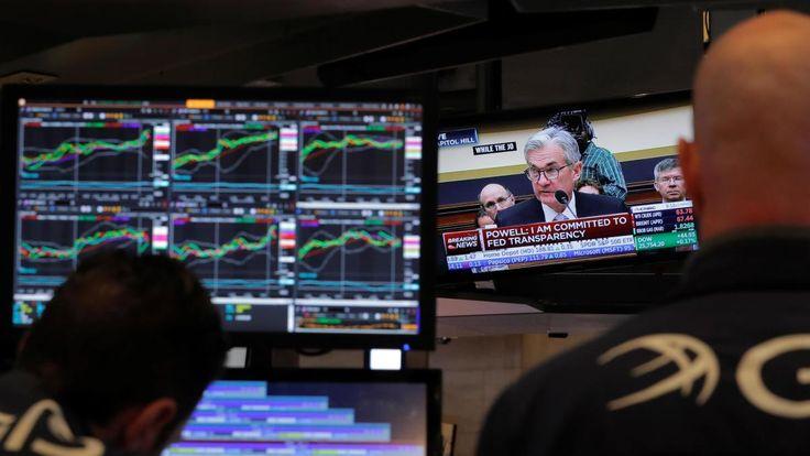 El peso y la Bolsa mexicana pierden tras debut de Powell en el Congreso de EU - Expansión MX #757LiveMX