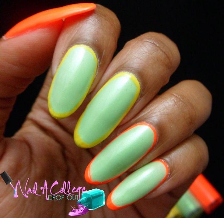 Mejores 198 imágenes de Nail Art en Pinterest   Arte de uñas, Uñas ...