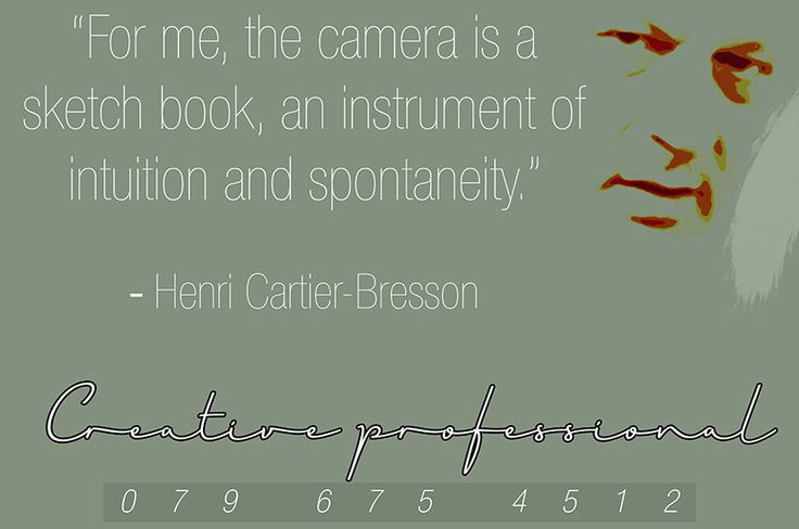 """The eye should learn to listen before it looks.""  ― Robert Frank"