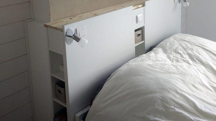 Toutes nos bidouilles DIY pour créer des meubles pas cher pour la chambre IKEA et découvrez toutes nos idées déco pas cher pour la chambre.
