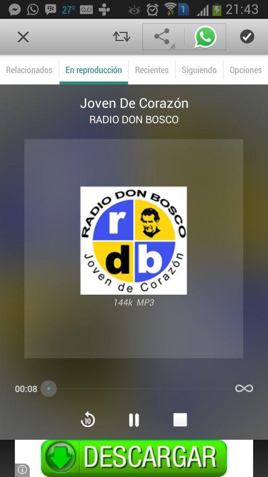 www.radio.udb.edu.sv #RadioDonBosco #Salesianos #RDB #SDB #200dB_SV #200dB