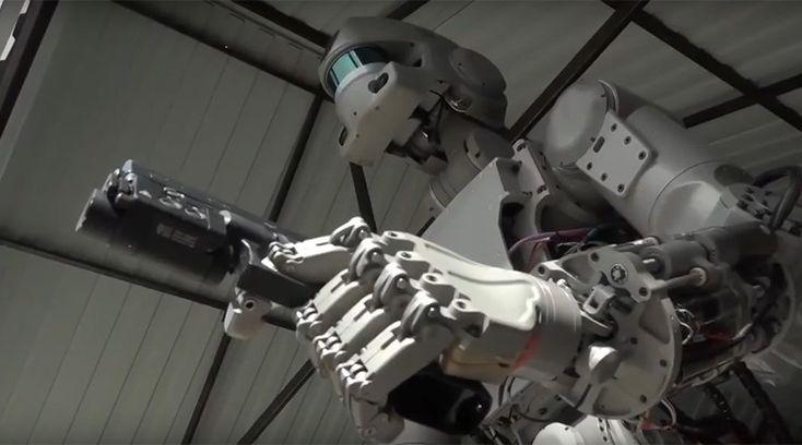 FEDOR, es un androide ruso multipropósito que ayudará a los astronautas rusos a partir de 2021 en sus misiones espaciales.