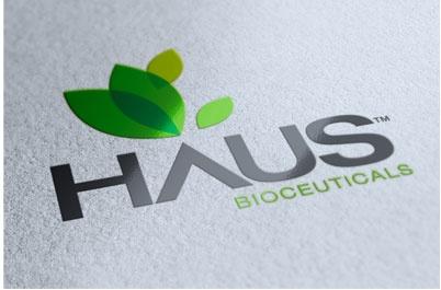 logo design - Haus Bio
