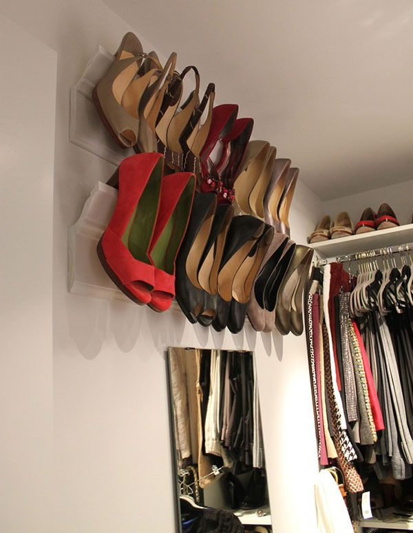 18 simple but amazing life hacks you can use around the house storage ideasdiy shoe