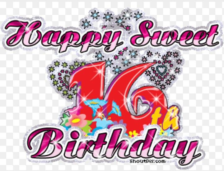 127 Best Birthday And Other Occasions Images On Pinterest Happy Birthday Wishes Sweet 16
