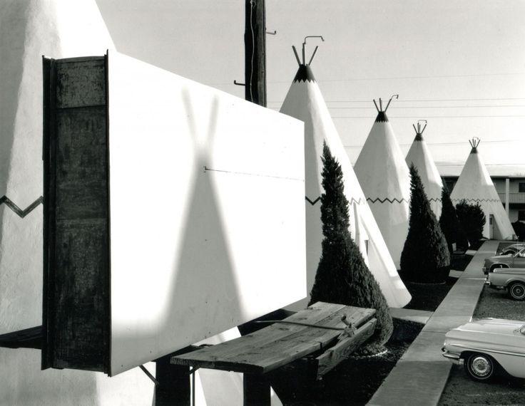 """joeinct: """"Wigwam Motel, Arizona, Photo by Burk Uzzle, 2005 """""""