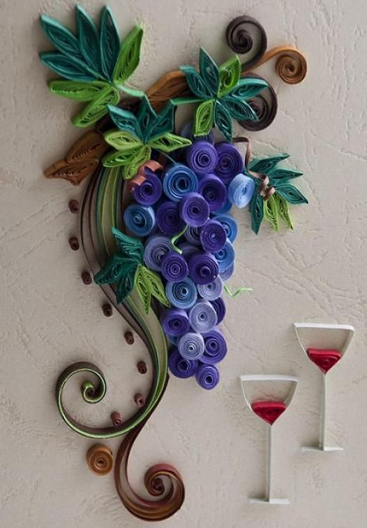 1000 ideas about paper quilling patterns on pinterest for Quilling designs for beginners