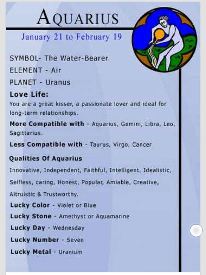 Aquarius Luck Today
