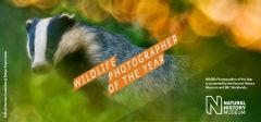 2014's Wildlife Photographer of the Year exhibit at the Royal BC Museum #yyj #thingstodo