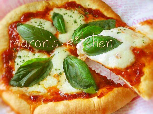 生地 レシピ ピザ