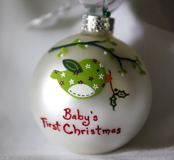 84 best Babys first Christmas ornaments images on Pinterest