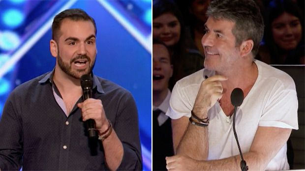 'America's Got Talent' Sneak Peek: Comedian Makes Gay Joke Directed At Simon Cowell https://tmbw.news/americas-got-talent-sneak-peek-comedian-makes-gay-joke-directed-at-simon-cowell  It's a good thing Simon Cowell has a good sense of humor! Harrison Greenbaum, a 34-year-old stand-up comedian completely roasts the 'America's Got Talent' judge in this exclusive sneak peek!Harrison Greenbaumis ready for his big break! He appears on the July 11 episode ofAmerica's Got Talent to debut his…