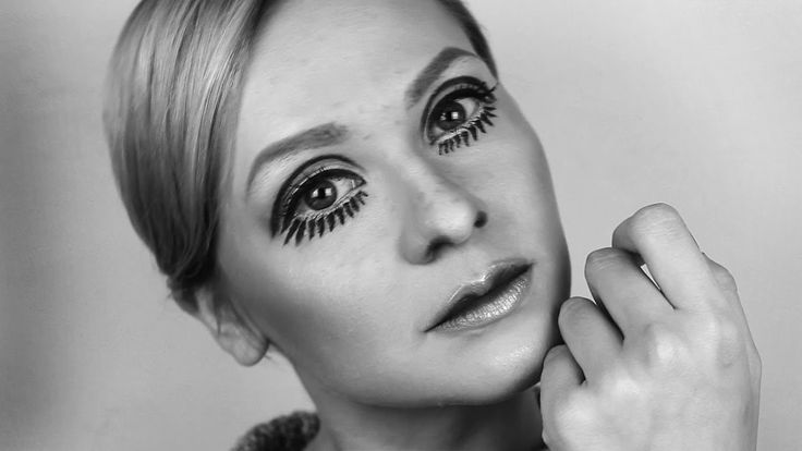 💕 ТВИГГИ  🍃 TWIGGY 🍂 Makeup Transformation