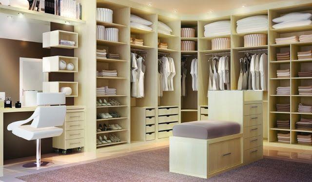 Moda:Closet planejado | MODA&EU