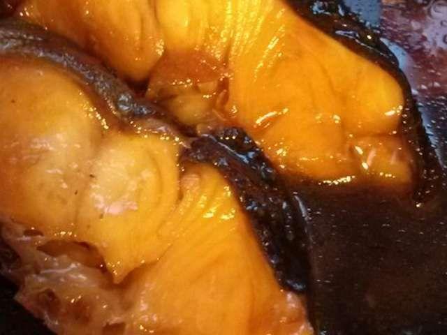 居酒屋風 簡単なのに絶品 魚の煮付けの画像