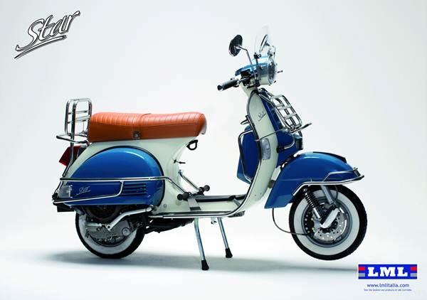 mercado motocicleta promoci n de 400 euros en las lml star 200 y de 250 euros en las. Black Bedroom Furniture Sets. Home Design Ideas