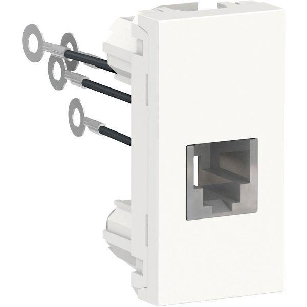 S70549104 Mod Tomada Rj11 4 Fios 1m Br Em 2020 Tom Fios Interruptor