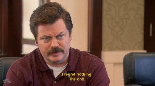 26 Ron Swanson Quotes That Are Never Not Funny