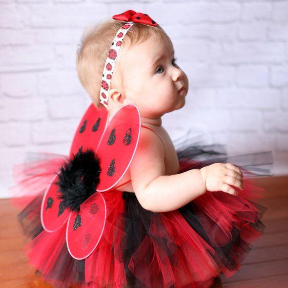 Toddler Ladybug Costume Ladybug Halloween Costume Baby