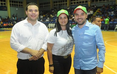 Soles SDE estrechan relación con equipo del baloncesto de Venezuela, Anzoátegui