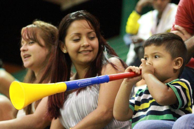 Los niños nunca pueden faltar a la fiesta del #FútbolRevolucionado