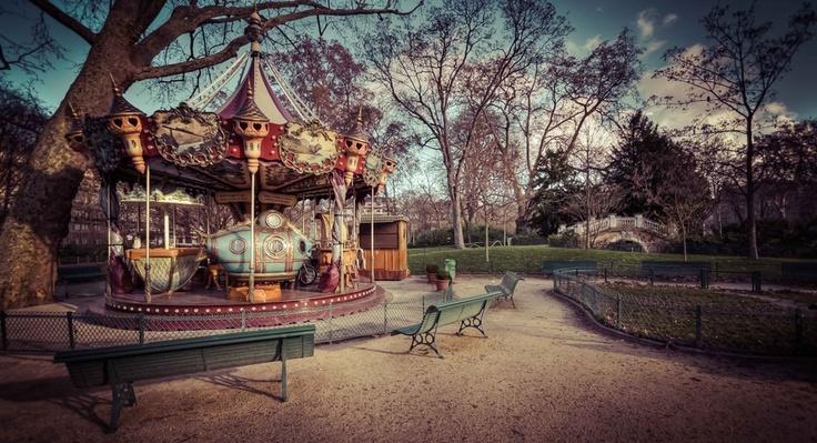 Carrusel @ Parc Monceau