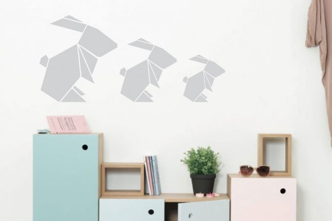 Origami Range - Little Rabbits by HELLO DOLLY