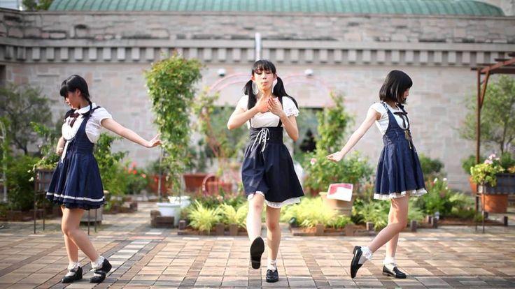 【やこまなぺんた】 Melody Line 踊ってみた 【ダメぽ】